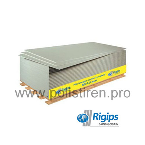 Placa gips carton RIGIPS RB 9.5 mm